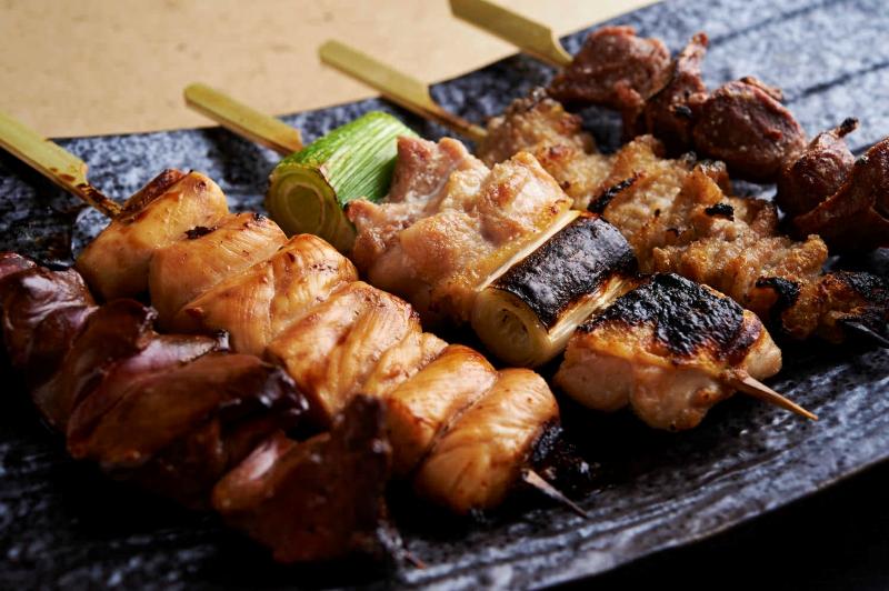 【とりいちず 西武新宿駅前店】の宴会コース