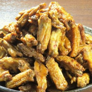 新宿の鶏料理専門店[とりいちず]の絶品手羽唐