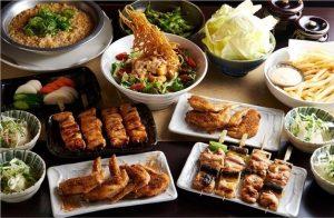 とりいちず酒場 西武新宿駅前店の食べ飲み放題コース